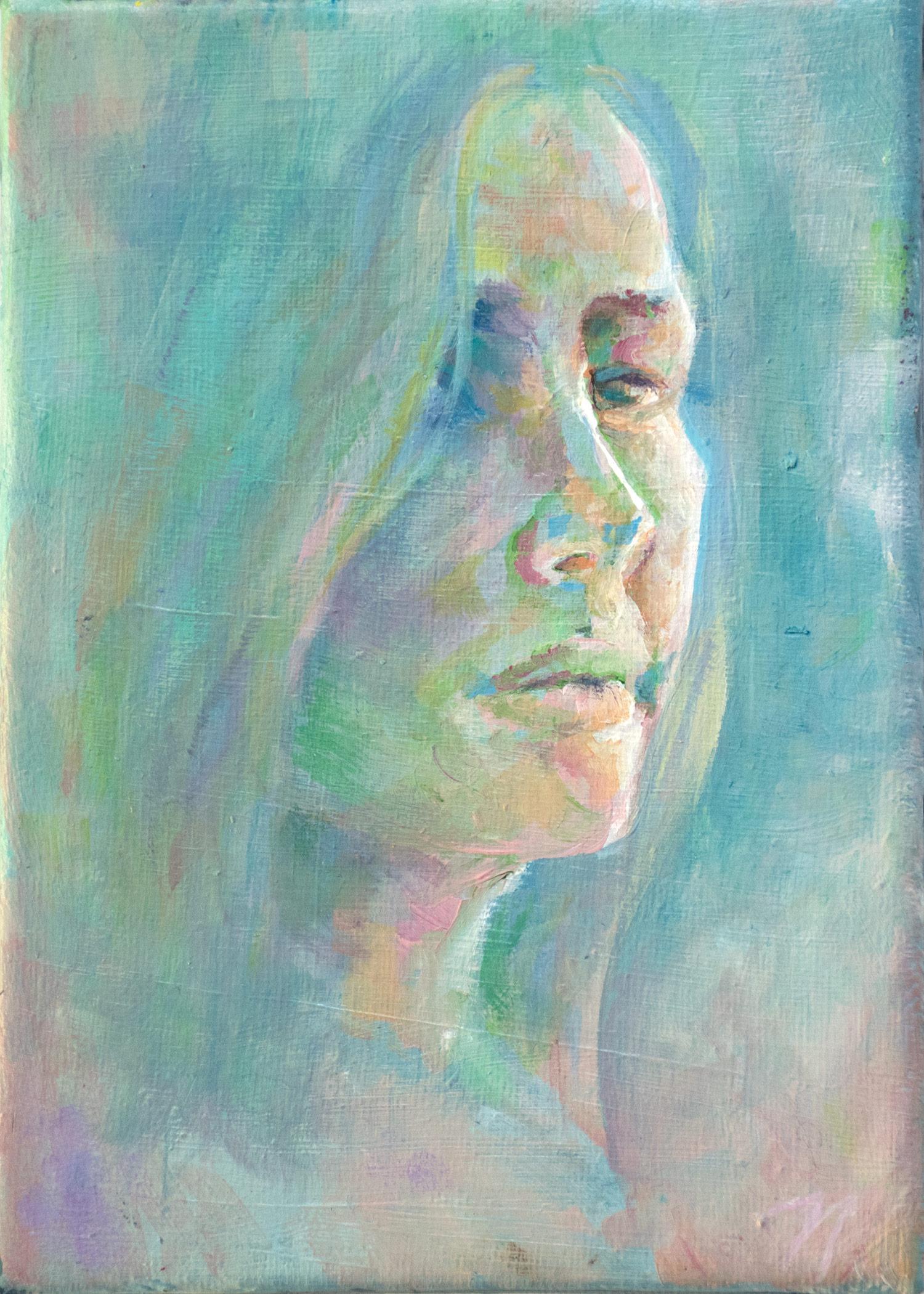 Soft Portrait by Nicole Shewchuk