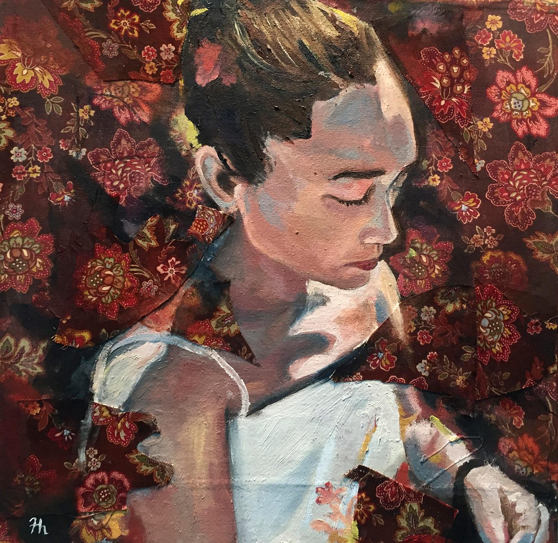 Wallflower by Heather Haughn