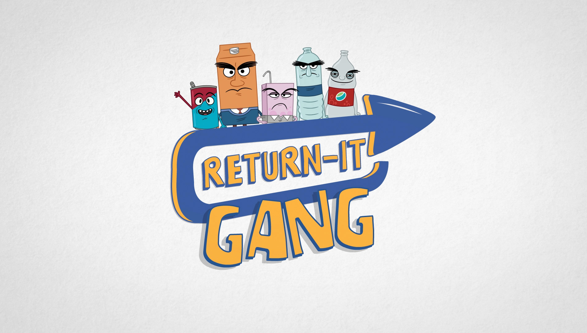 TV Encorp Return-It Gang