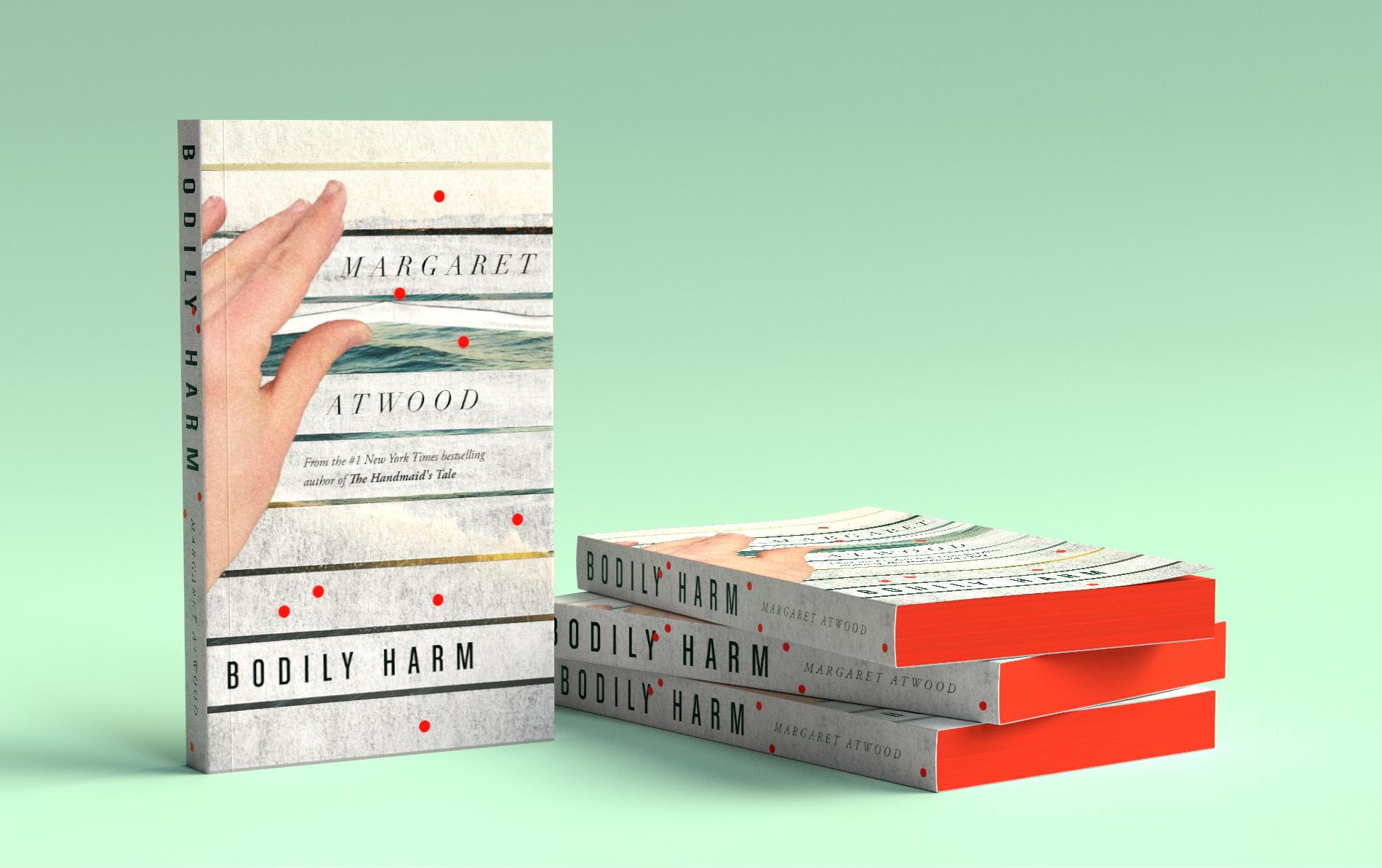 Brynn Staples for Bodily Harm Book Design Editorial & Book Design Merit