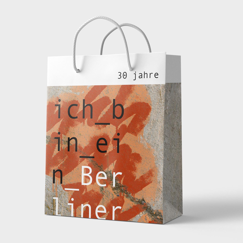 'Ich bin ein Berliner' by Emma Harris