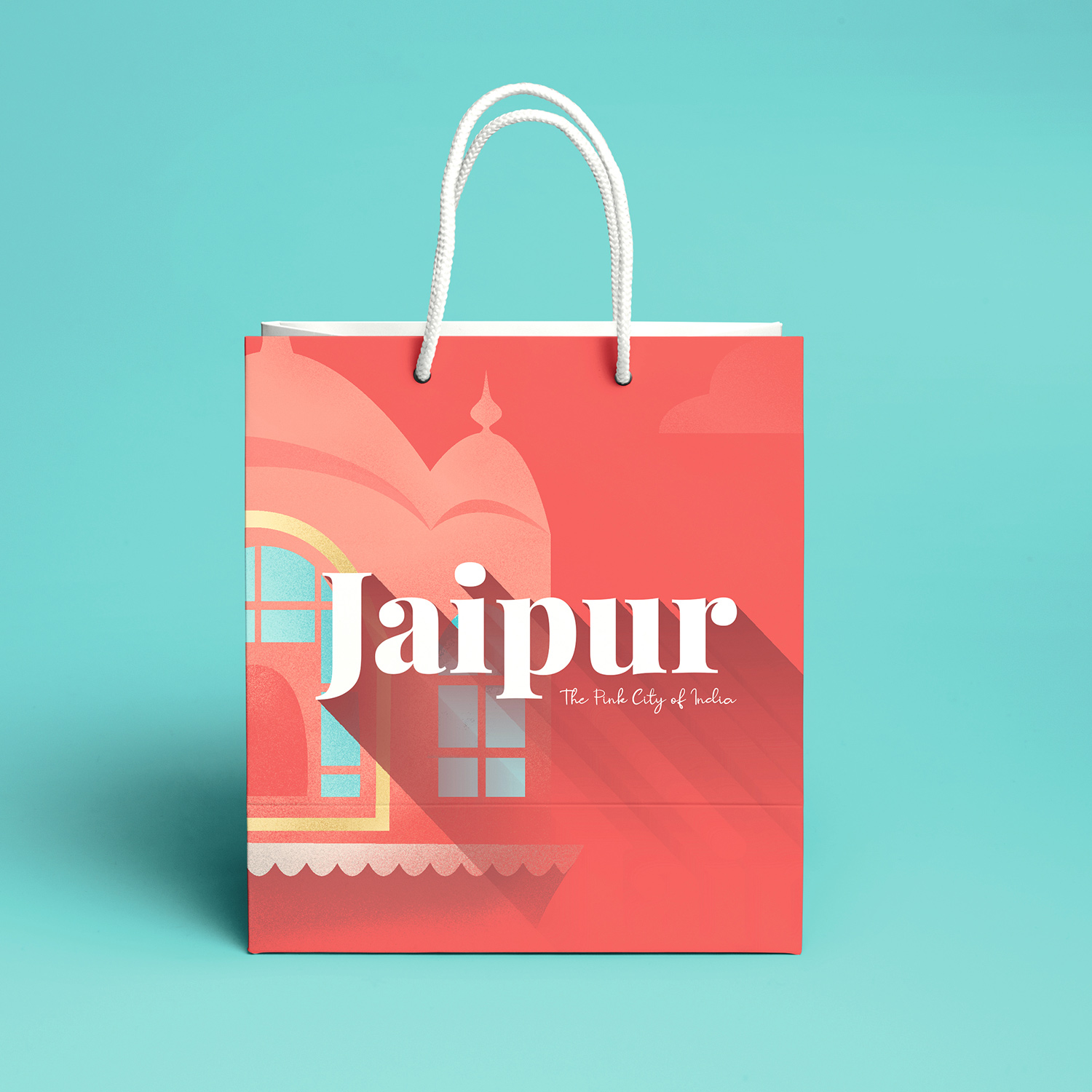 'Jaipur, the Pink City of India' by Joyce Chan