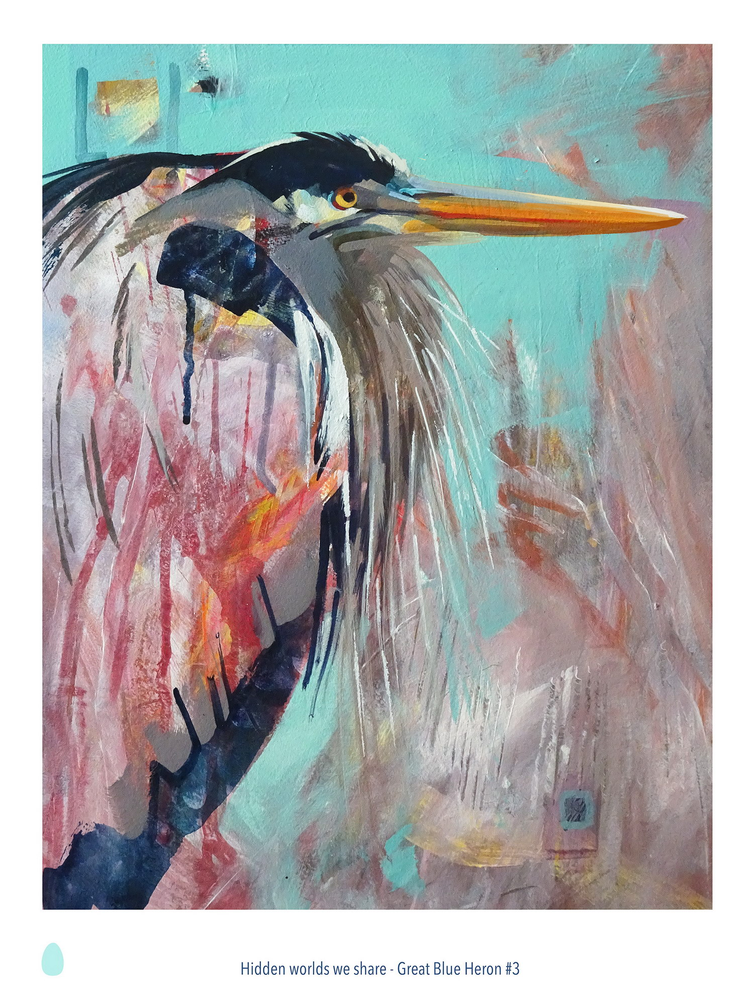 """Heron's Stare"""