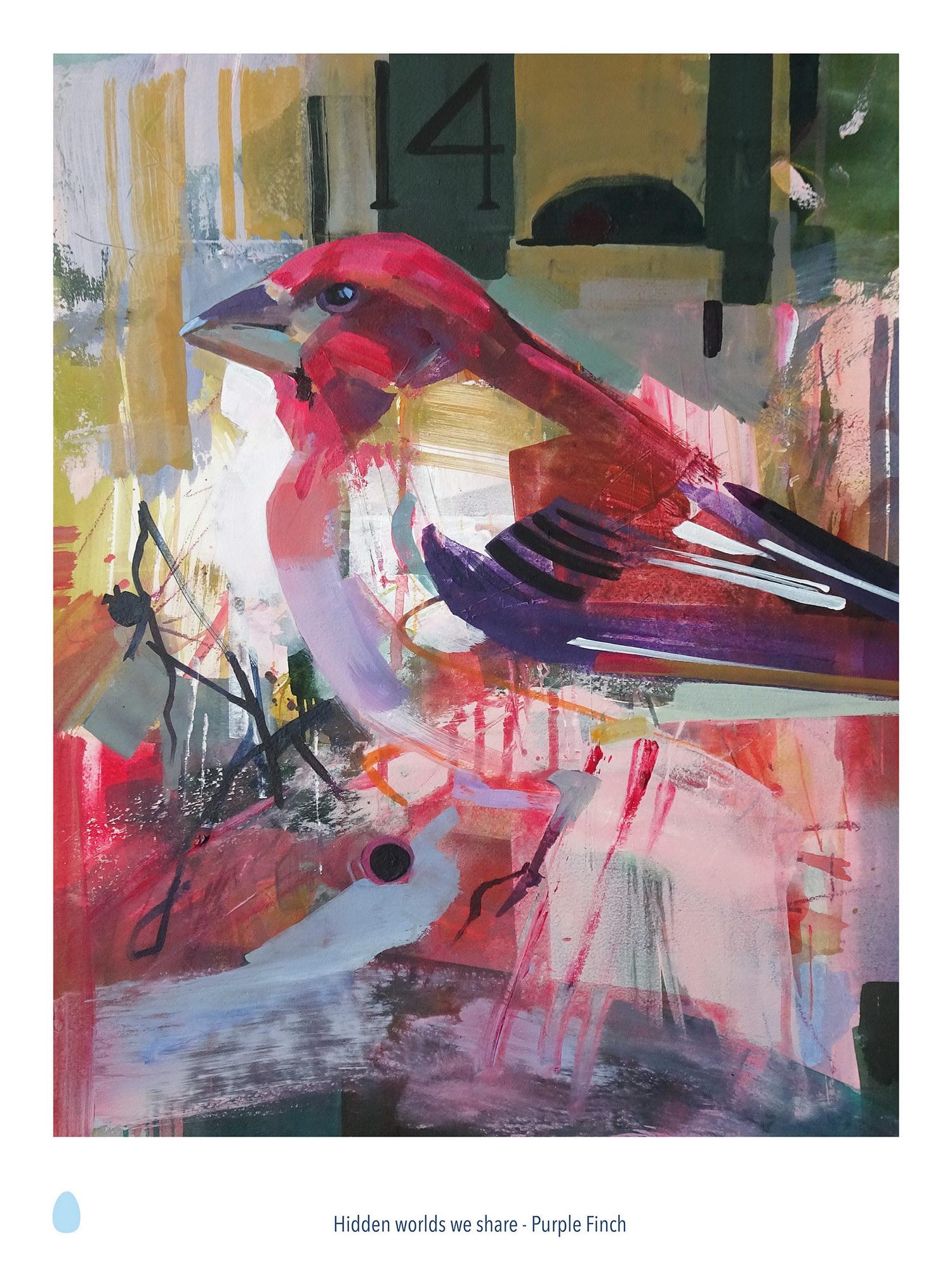 """""""Purple Finch"""""""