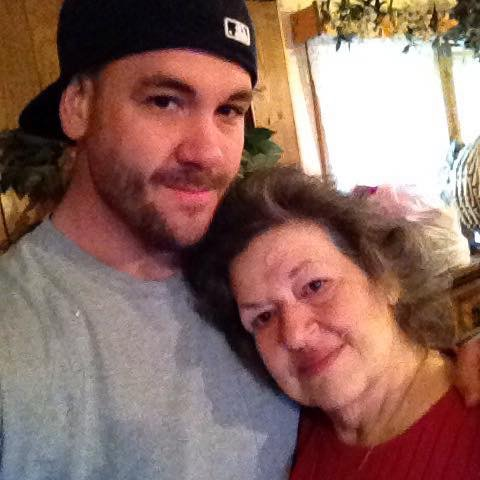 Josh and Mother Roupe circa. 2015.