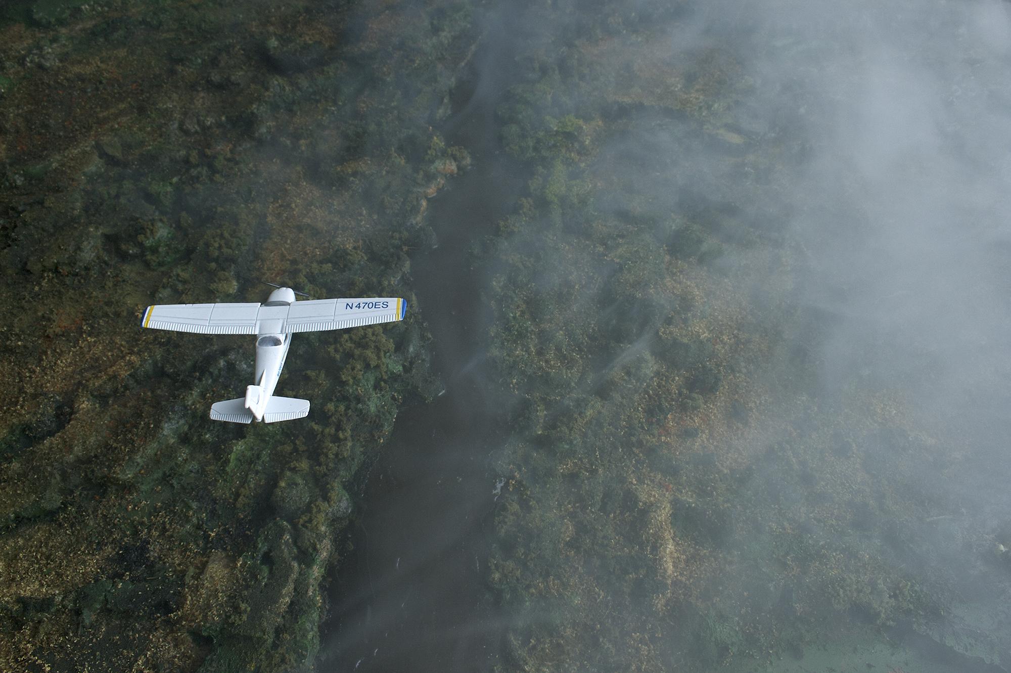 Cessna (framed)
