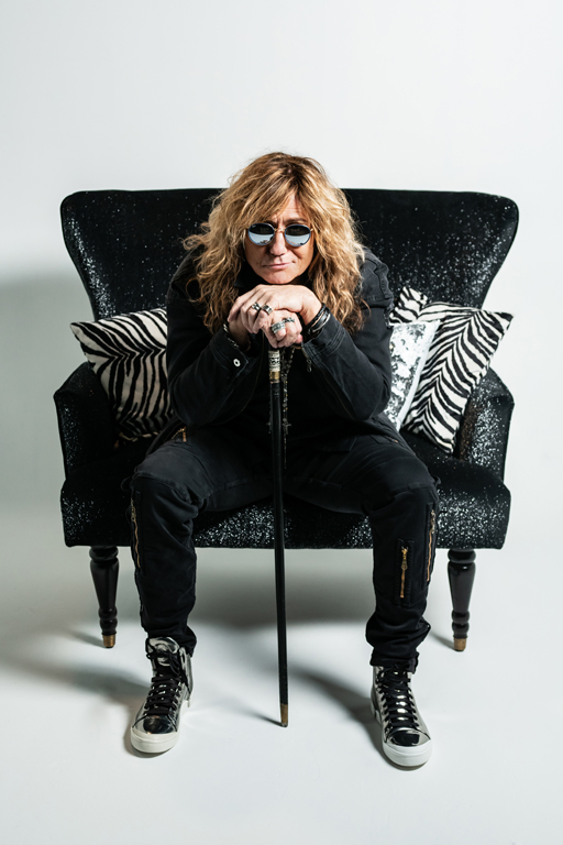 INTERVIEW: David Coverdale of Whitesnake
