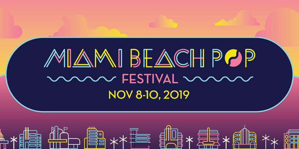 UPCOMING: Miami Beach Pop Festival