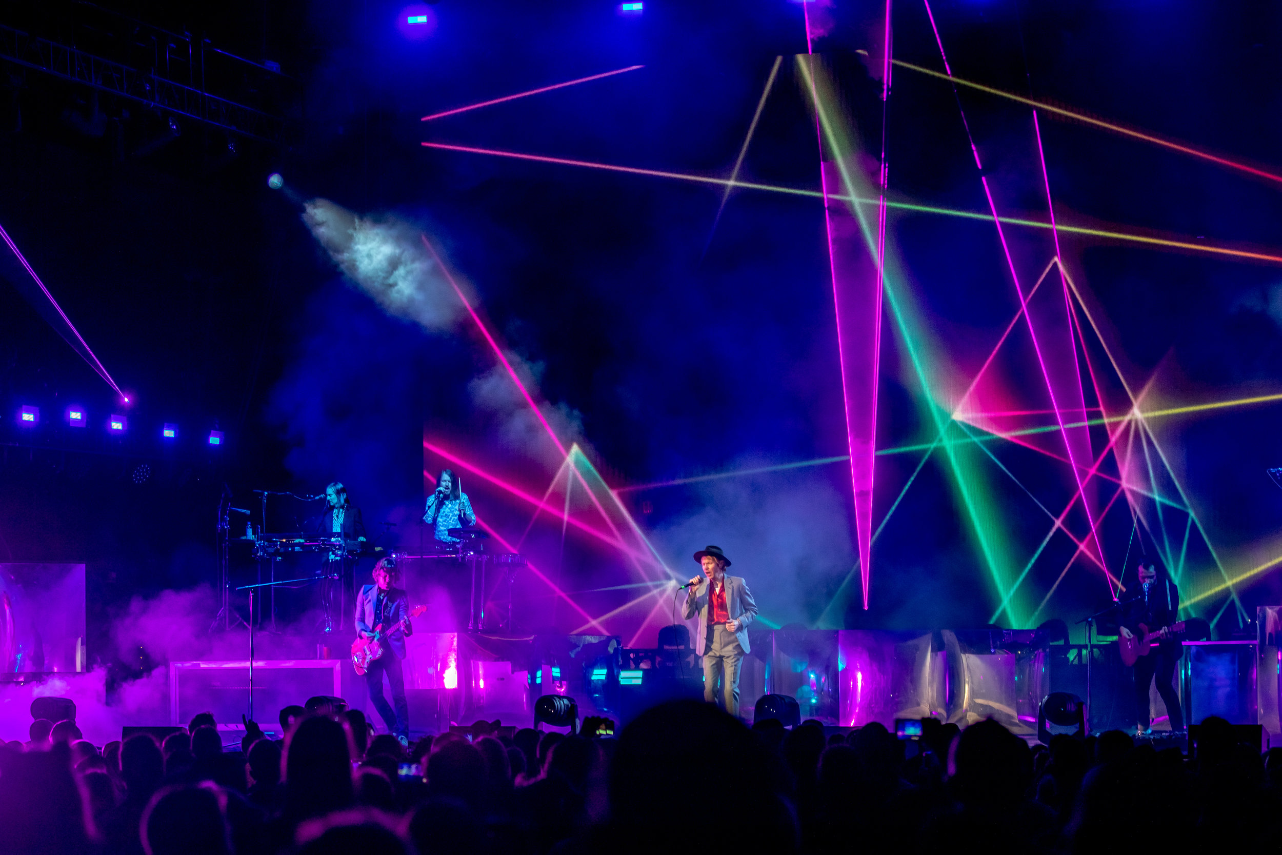 PHOTOS: Beck, Cage the Elephant & Spoon