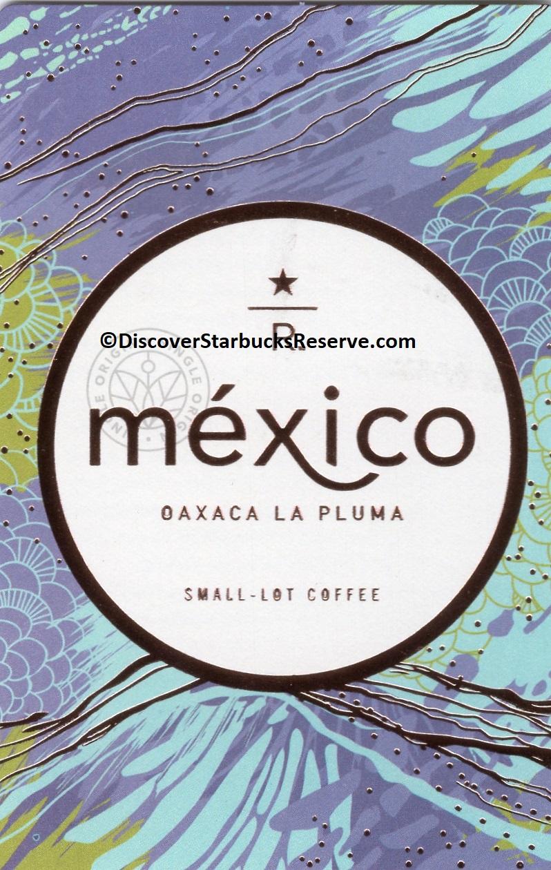 2 - 1 - Mexico Oaxaca La Pluma front of card.jpg