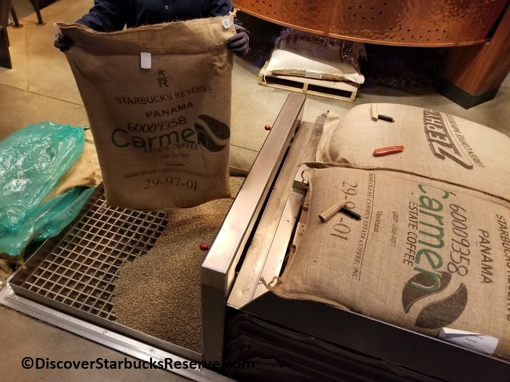 2 - 1 - 2017Dec01 Panama Carmen Estate at the Green Coffee Loading Pit.jpg