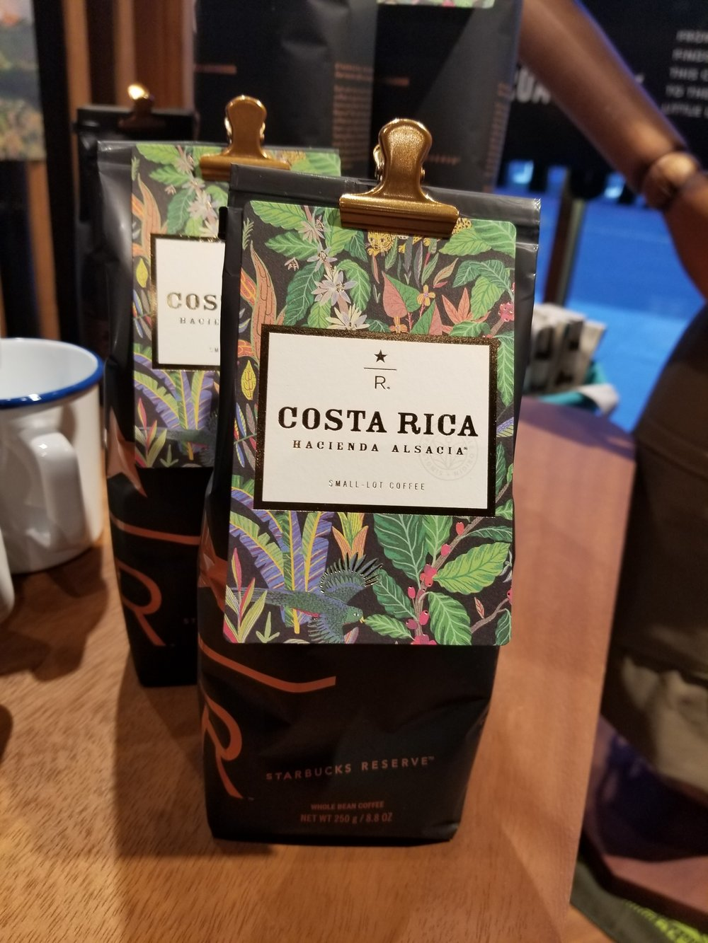 2018 March 7 Costa Rica Hacienda Alsacia whole bean coffee.jpg