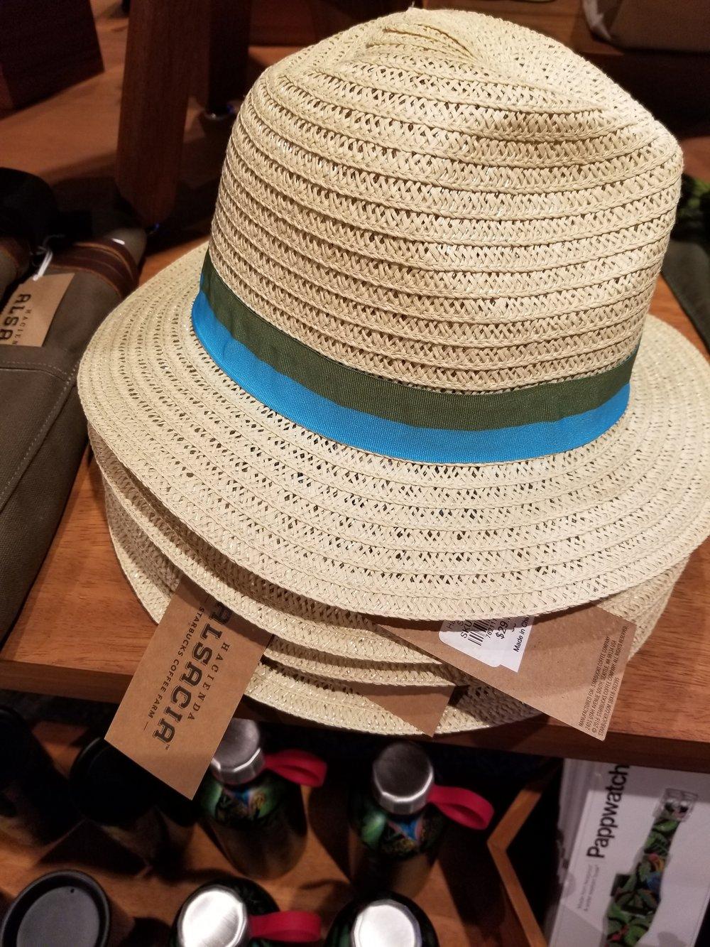 2018 March 7 straw hat inspired by costa rica hacienda alsacia.jpg