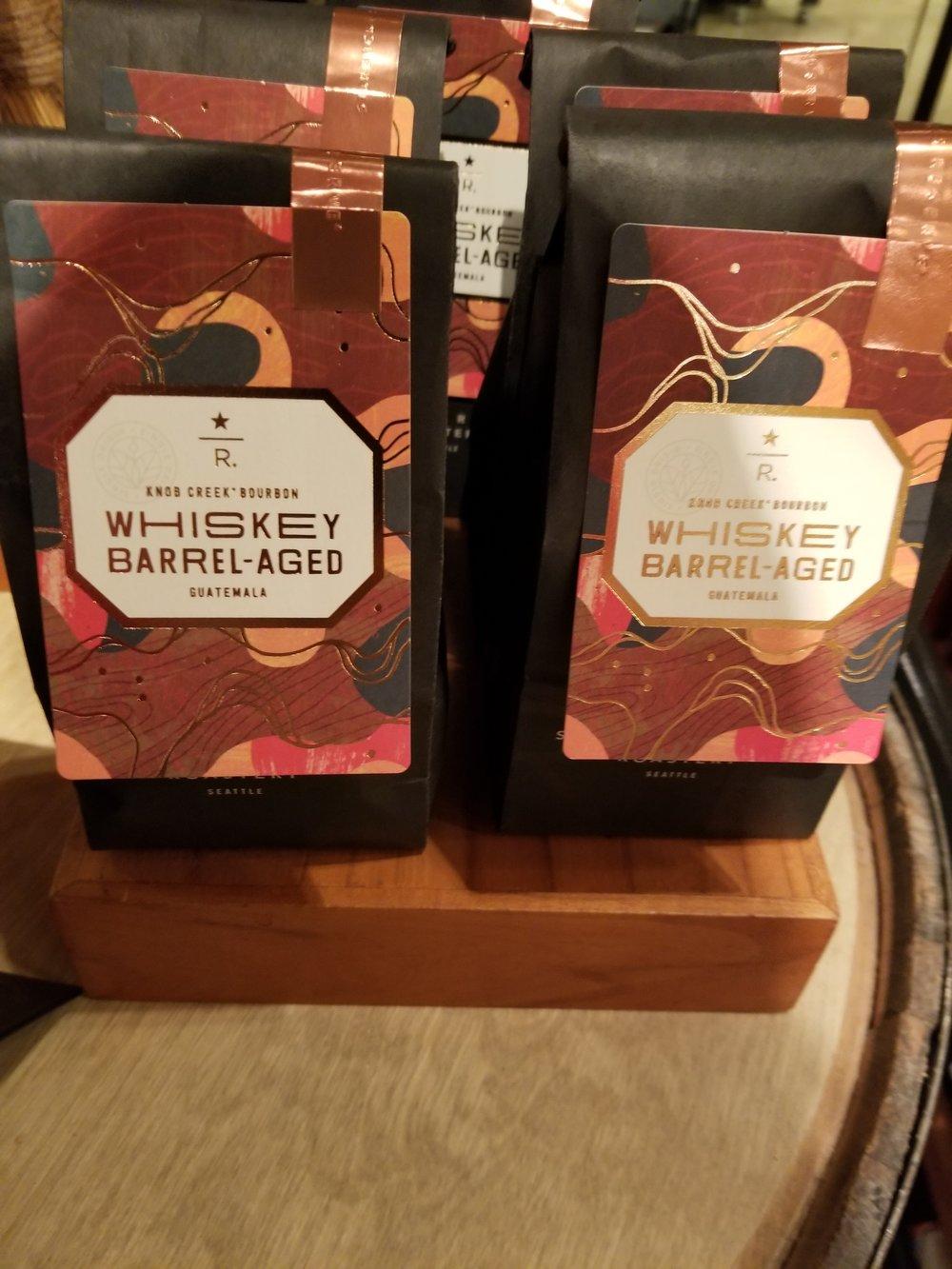 9.12.18 Whiskey Barrel Aged Guatemala at the Roastery.jpg
