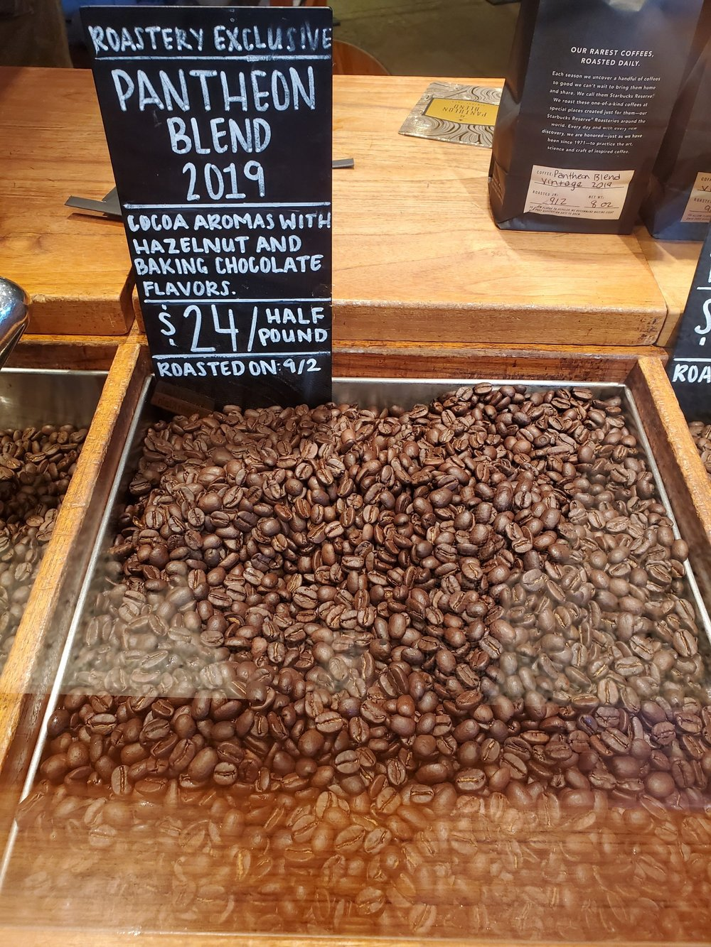 9.3.19 Pantheon Blend whole bean on scoop bar.jpg