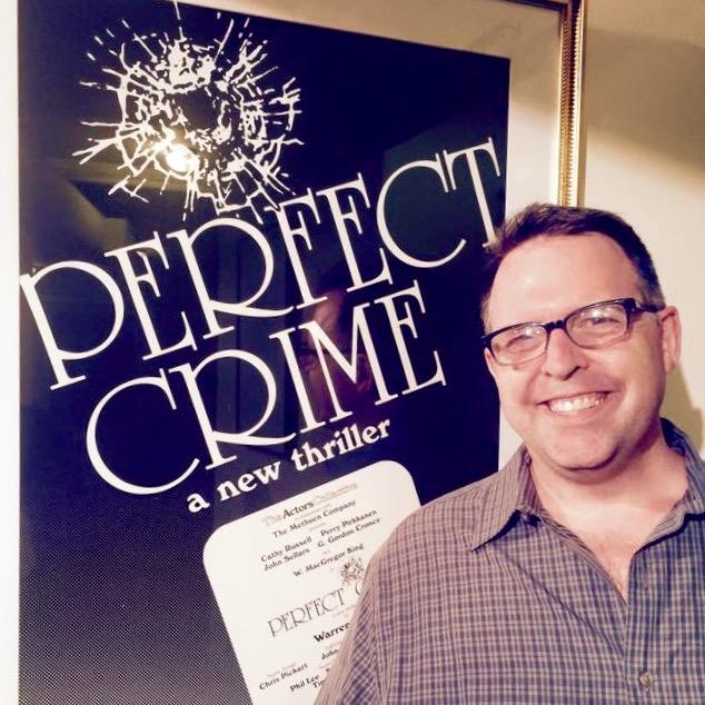 Perfect Crime Lobby