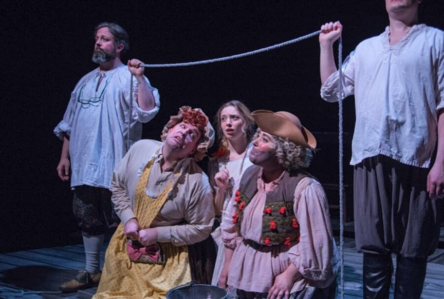 Mrs.Bumbrake in Peter and the Starcatcher