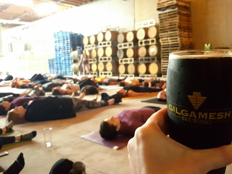 Salem Yoga Beer Gilgamesh