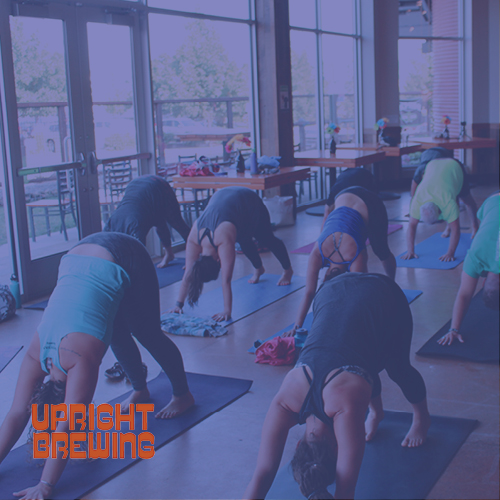 Upcoming Events Yoga Classes In Oregon And Washington Breweries Yoga Beer
