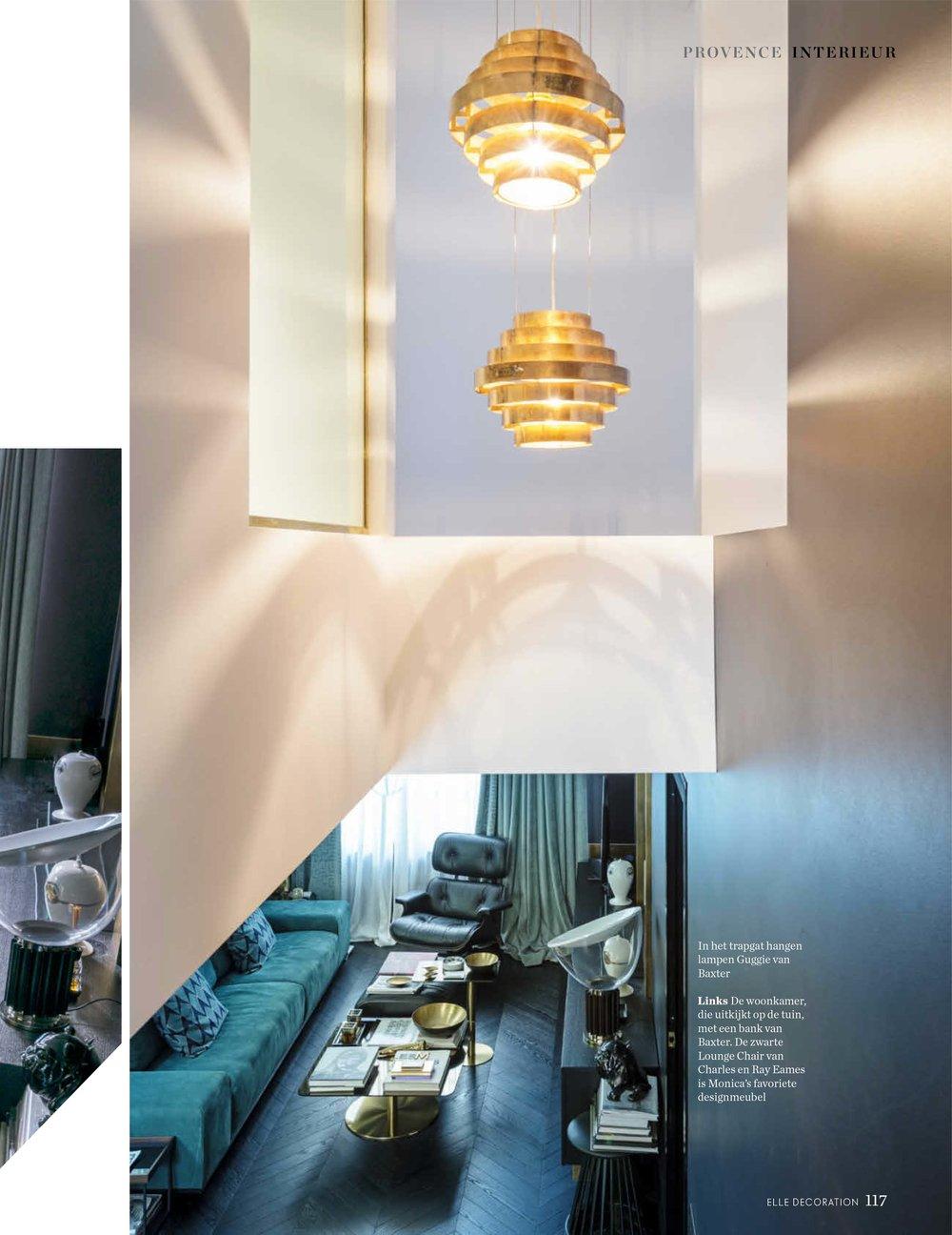 Elle Decoration NL — DAMONTE & LACARRIEU