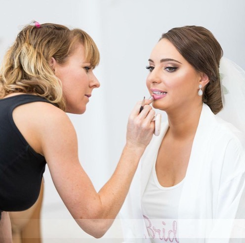 Doing what I love 💕 #blessed  Photographer @evokephoto 📸 Hair @stephens.jaclyn 💝  #jessicacagney #weddingmakeup #goldcoastmakeupartist #bride #awardwinningweddingmakeupartist #abiaawardwinningmakeupartist2014 #ilovemyjob #ilovemakeup #makingeverydaywomenbeautiful #goldcoastweddings #beautifulbride #weddings #weddingday #passionate #grateful