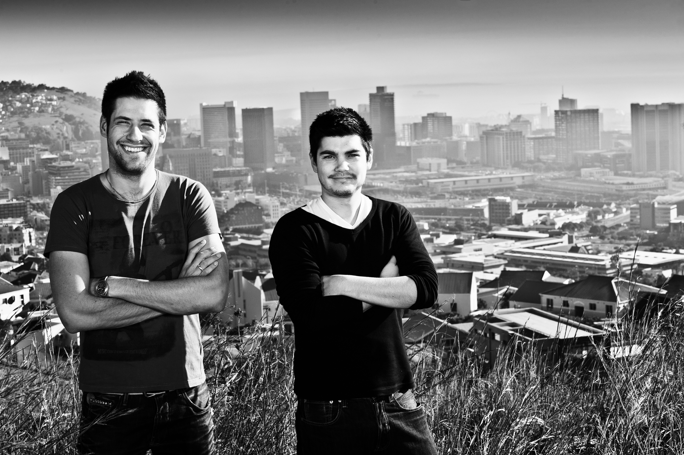 Marc Sevitz and Evan Robinson, founders of TaxTim