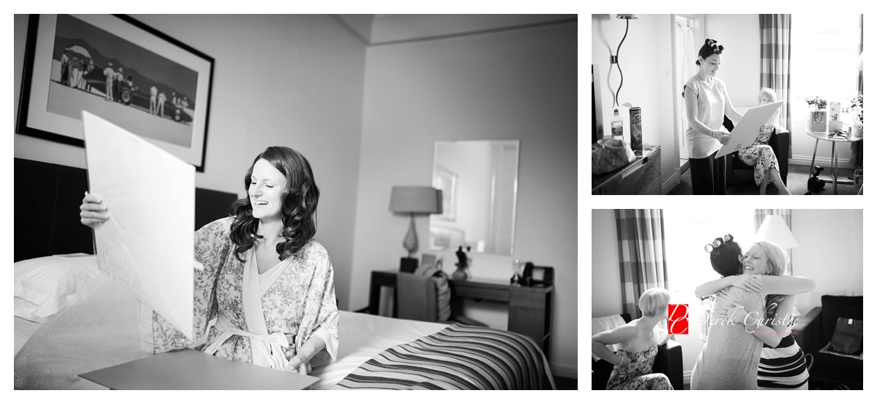 Edinburgh Wedding Photography Balmoral