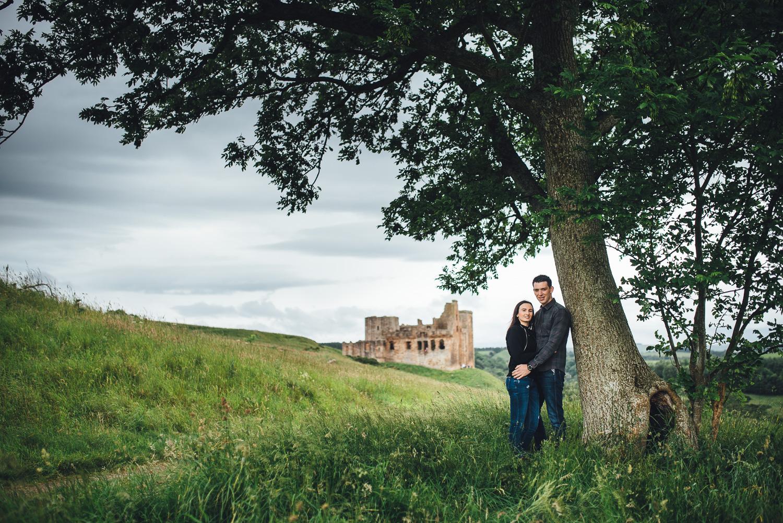 Crichton Castle Engagement - Kirsty & Blair-15.jpg