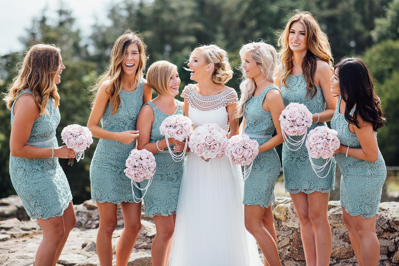 Archerfield Wedding - Ellie & Bridesmaids