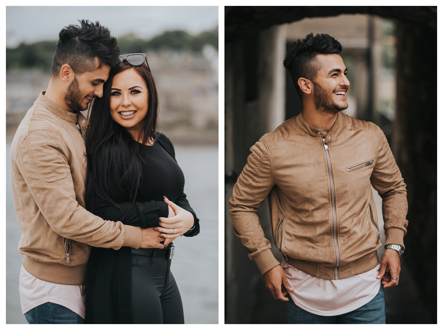 Bryony & Mahsun's Engagement Shoot