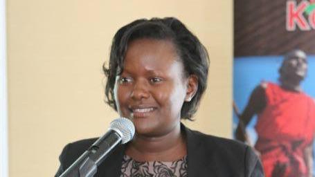 Jacinta Nzioka - Director of Marketing, Kenya Tourism Board