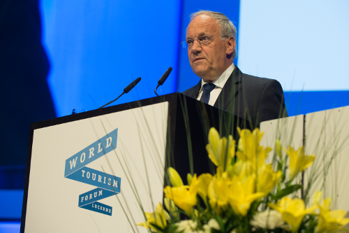 Federal Councillor Johann N. Schneider-Ammann   Head of the Swiss Federal Department of Economic Affairs, Education and Research