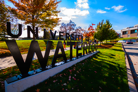 U Waterloo Campus