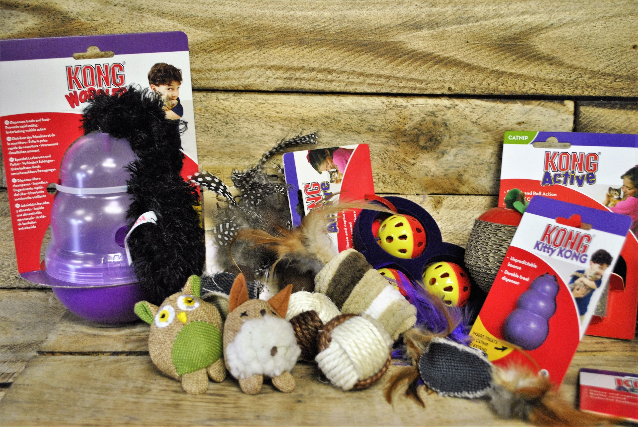 Cat Food Toys and catnip toys for sale at Ginger&Browns pet shop in Northwich, Chester near Chester, Winsford, Frodsham. Shop in store or buy online.
