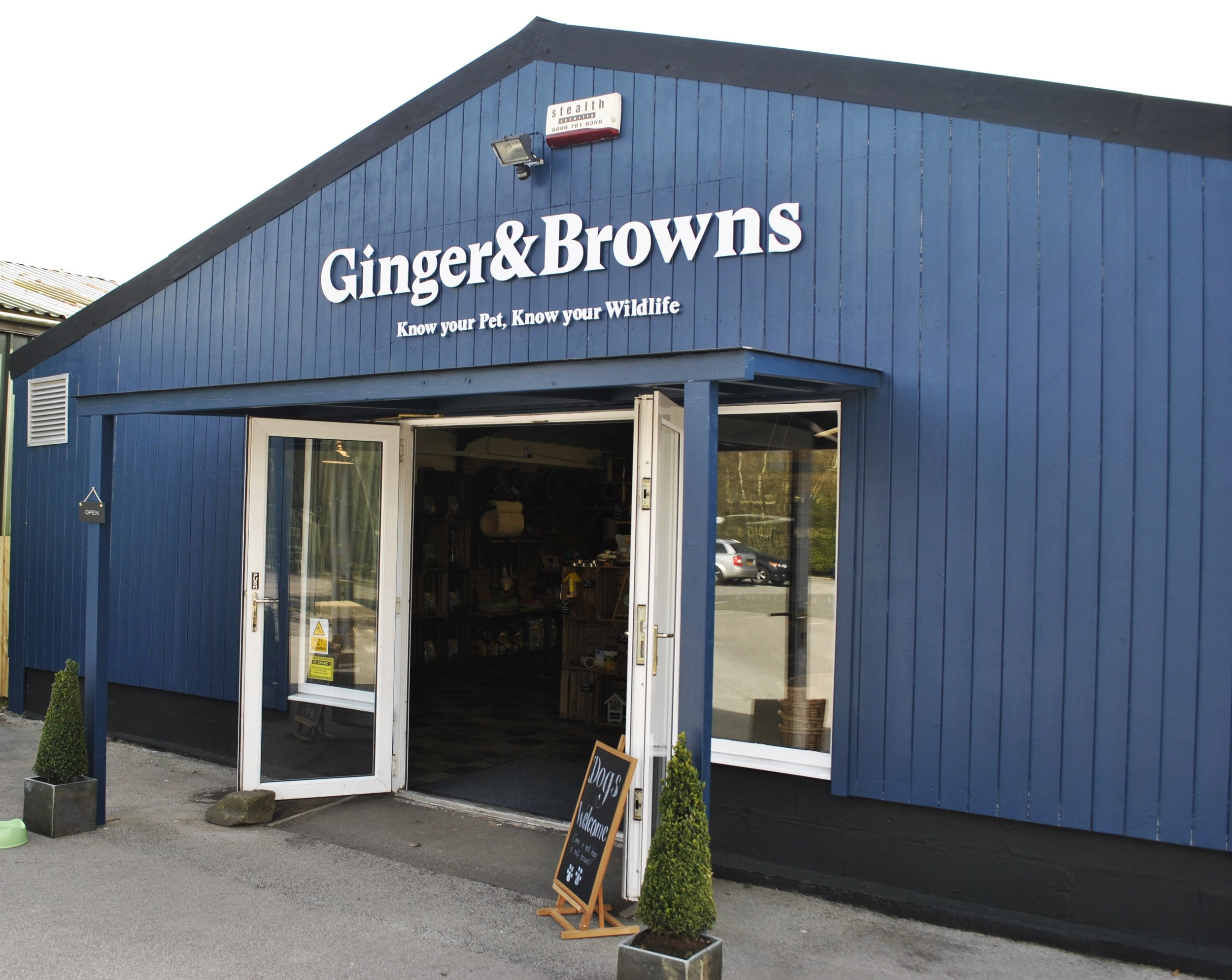 Welcome to Ginger&Browns!