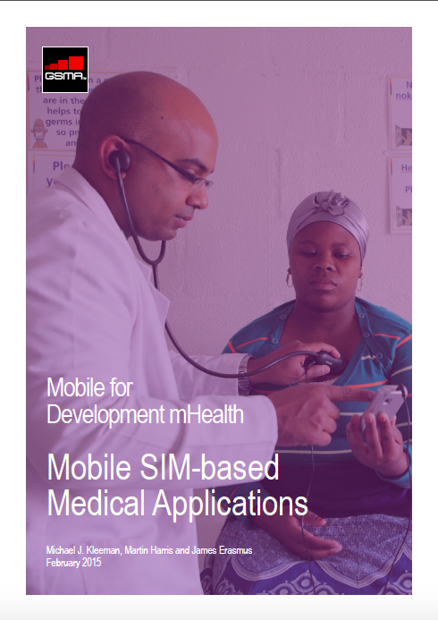 Mobile SIM based Medical Applications
