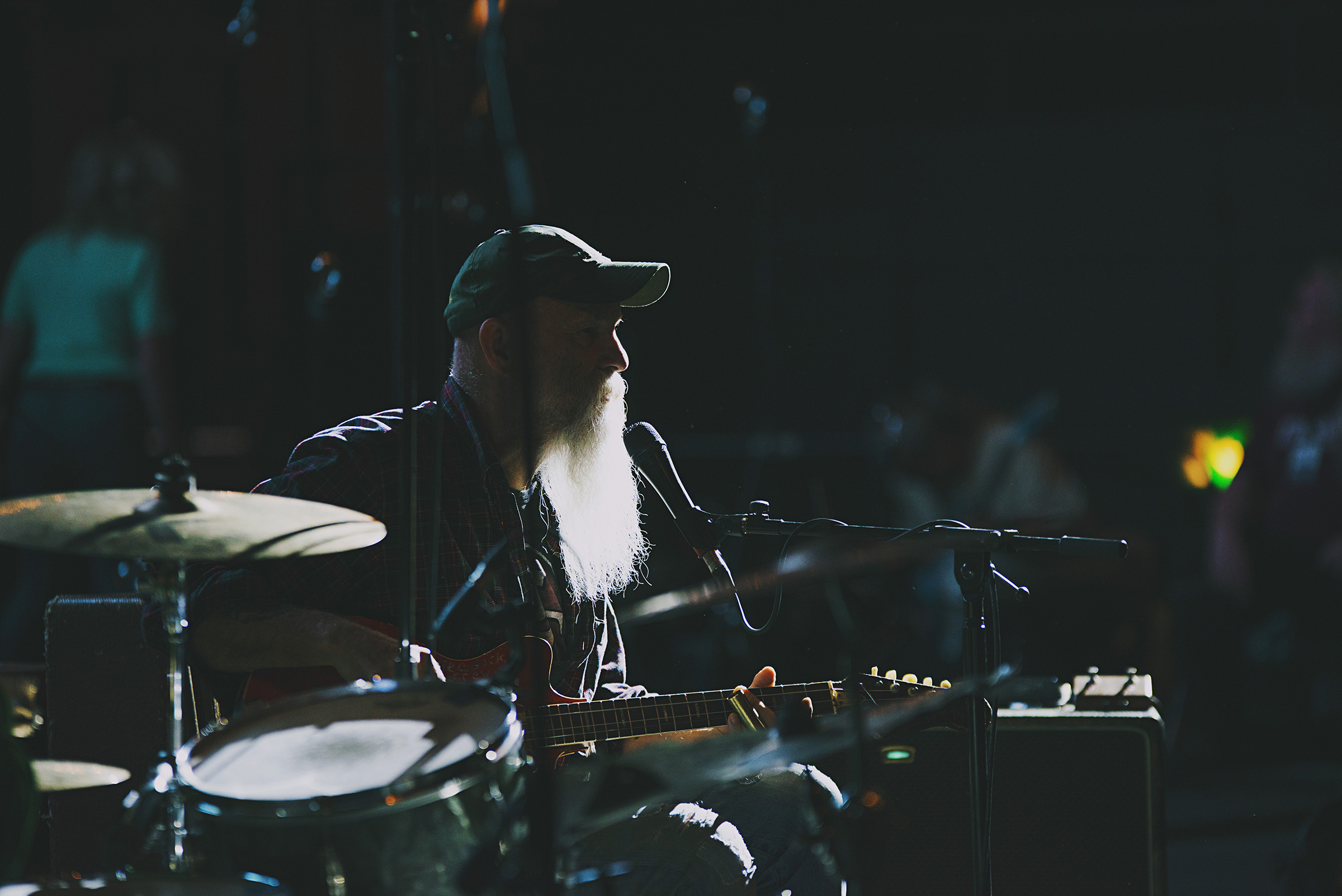 Seasick Steve, Wembley Arena 2016