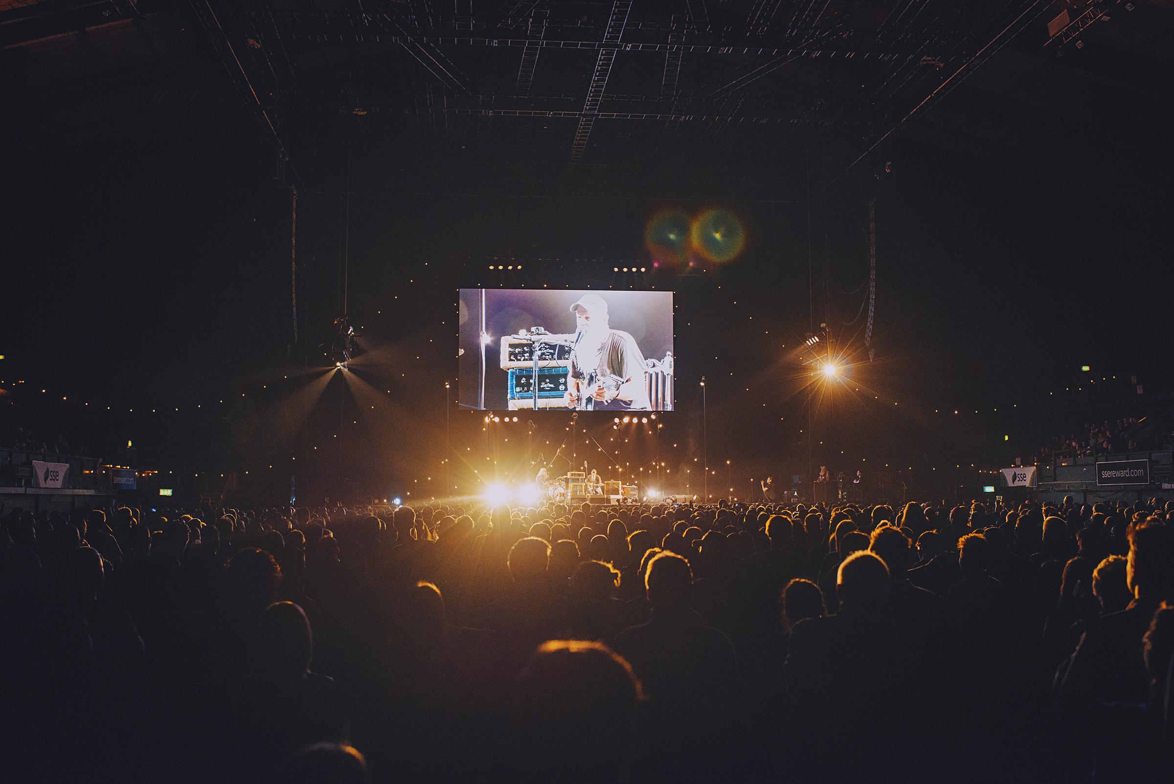 Seasick Steve, SSE Wembley Arena 2016