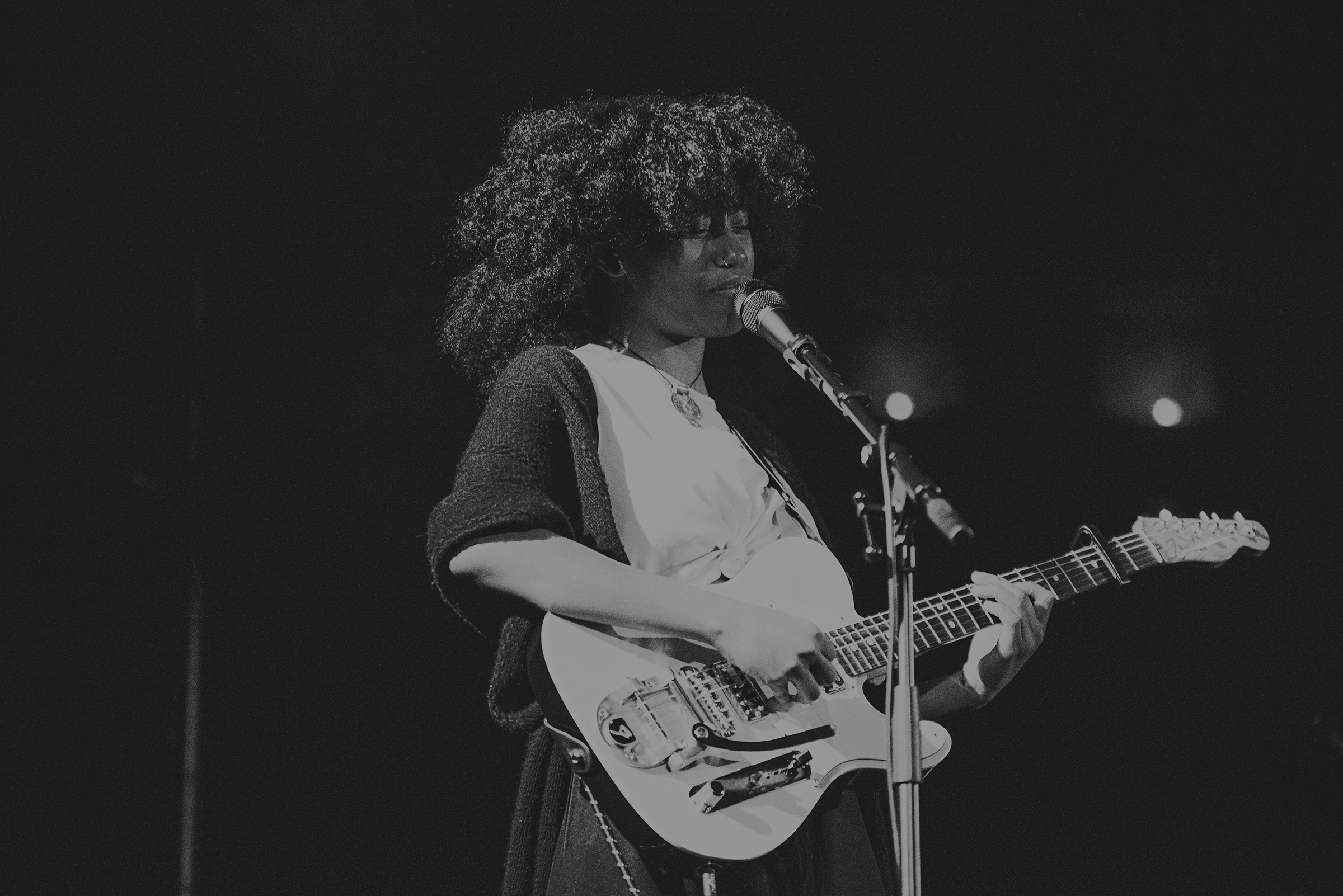 Denai Moore, Union Chapel London 2017