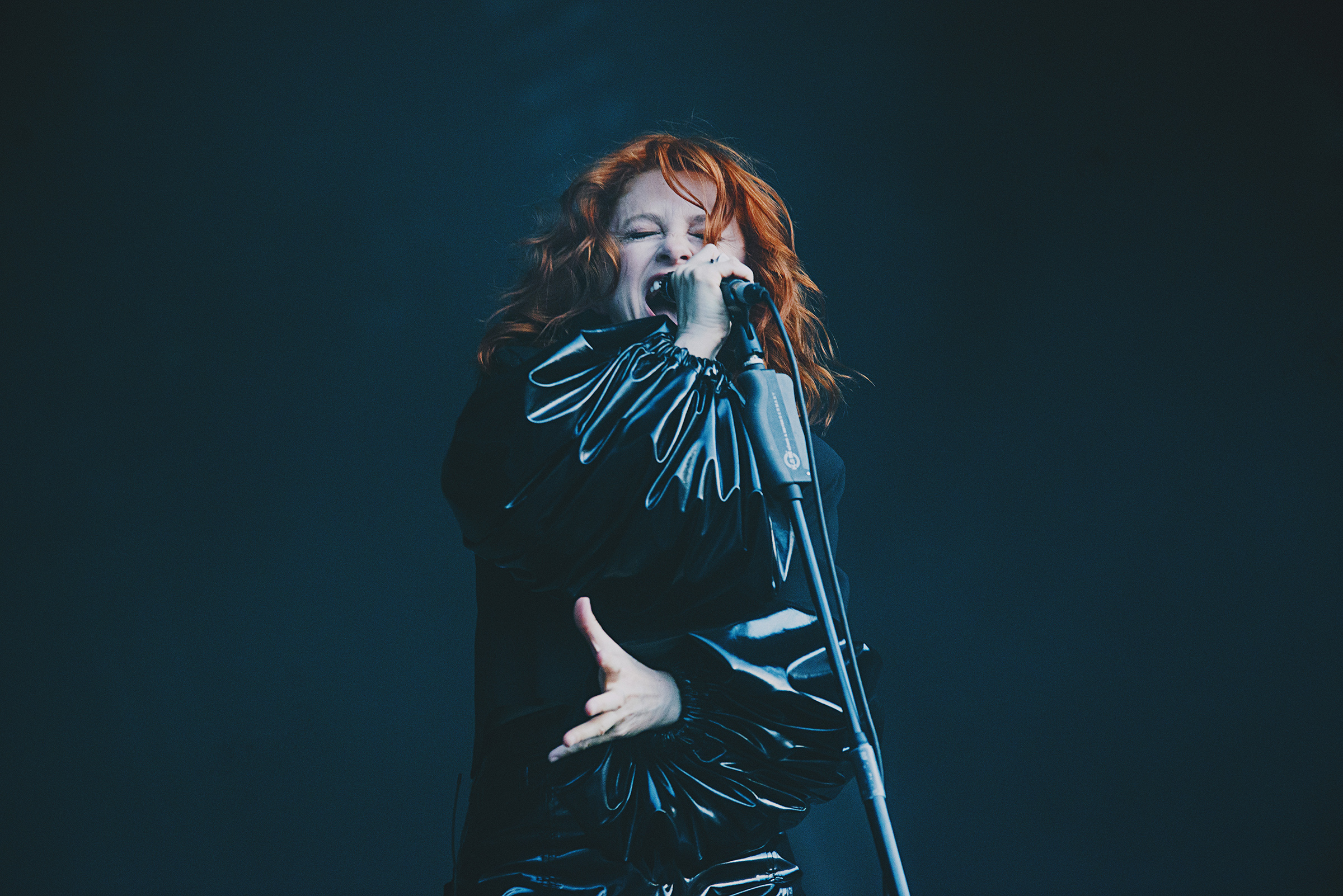 Goldfrapp, Somerset House London 2017