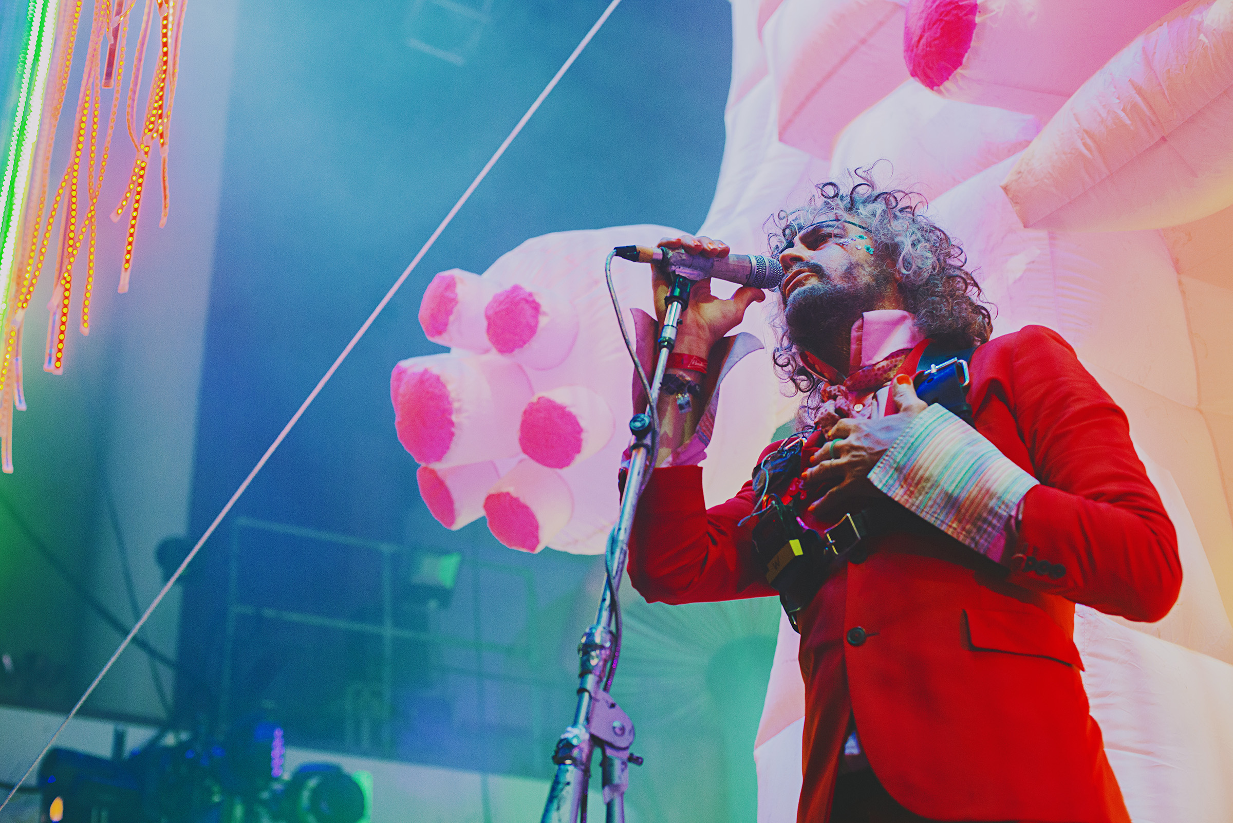 The Flaming Lips, Colston Hall Bristol 2017