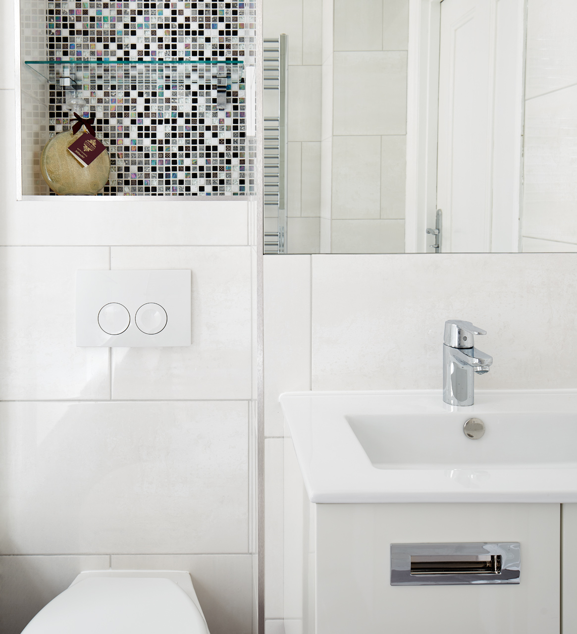 Custom made mirrors bathrooms Cardiff