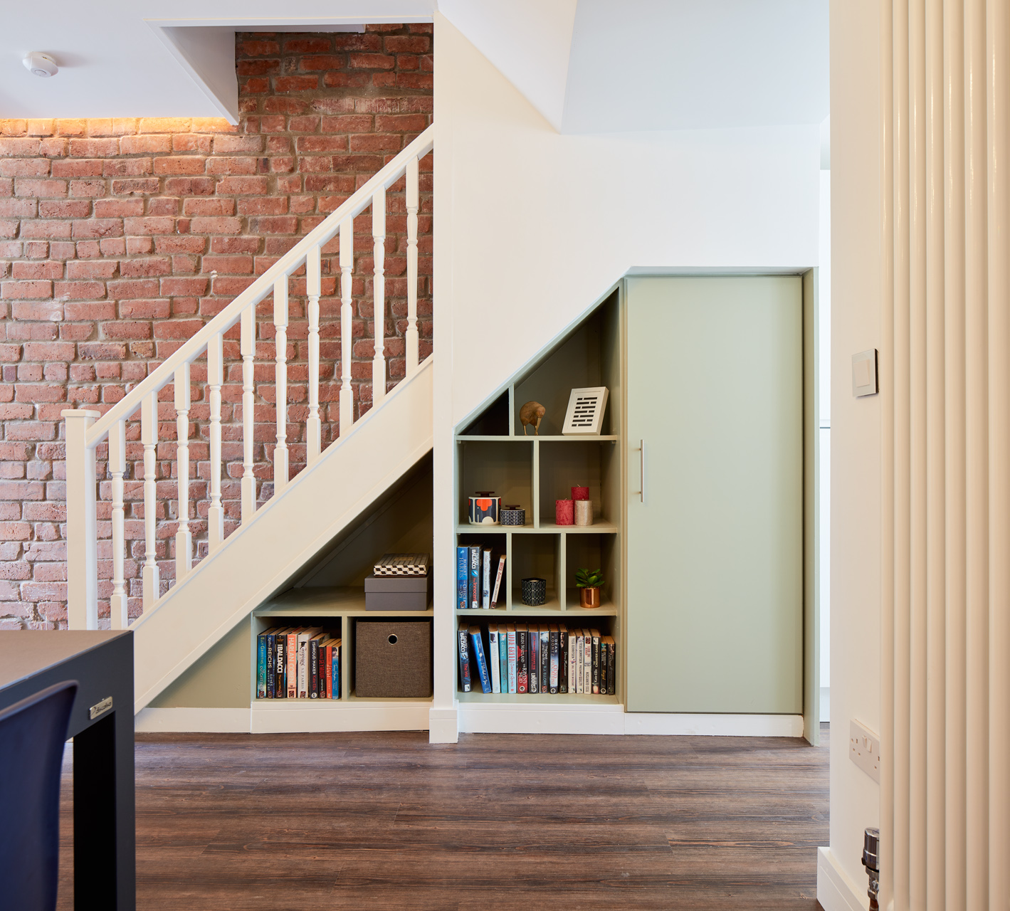 Under stair storage Builders Cardiff