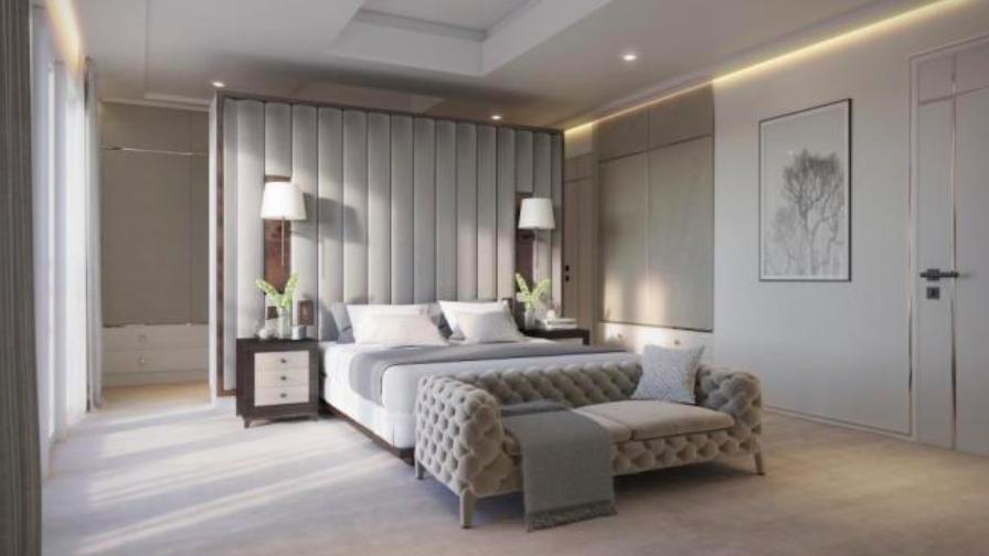 Bedroom design cardiff