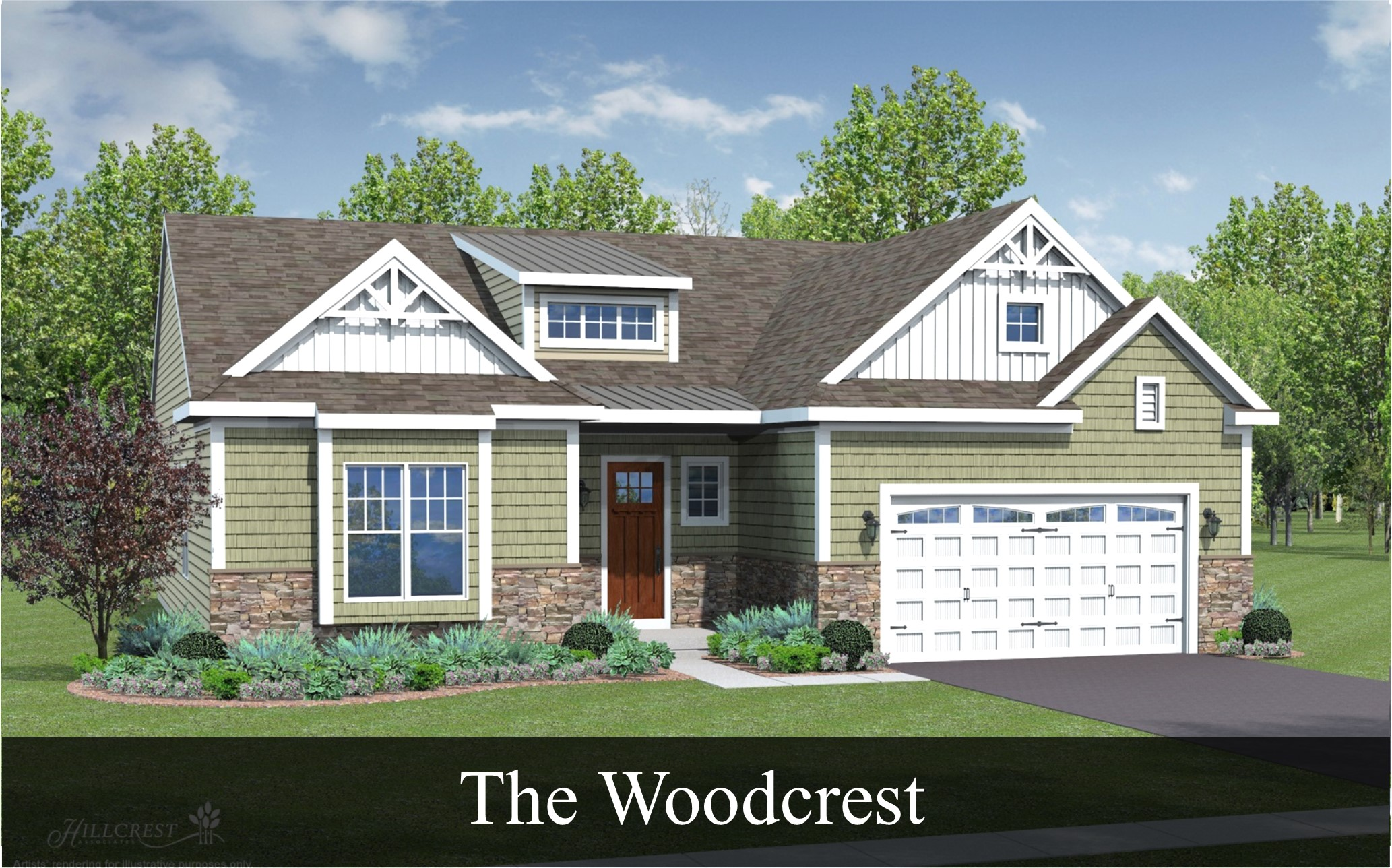 Starting at $341,900    approx.  2,186 sqft