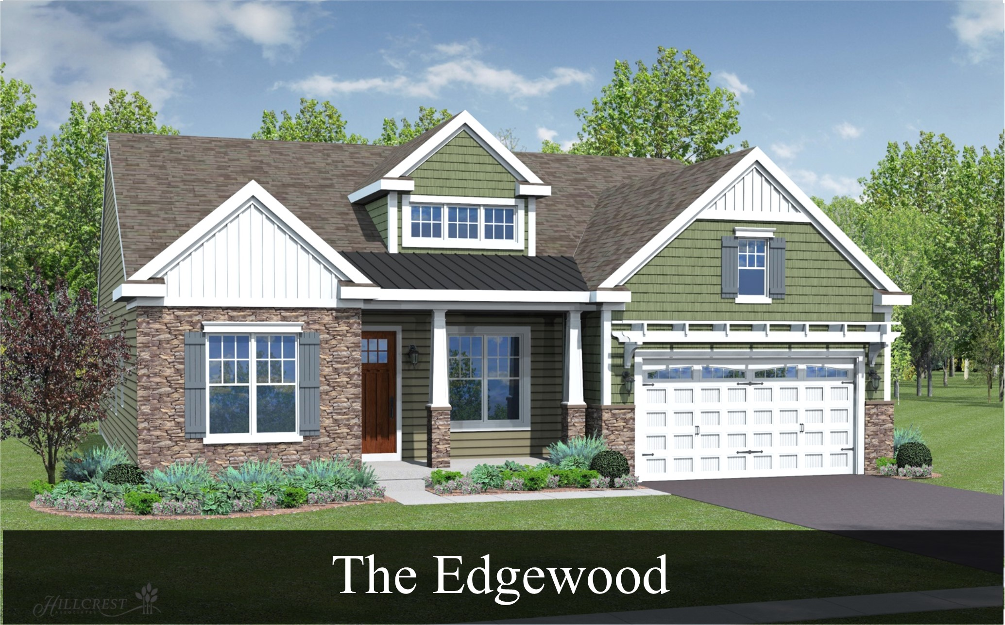 Starting at $356,900    approx. 2,370 sqft