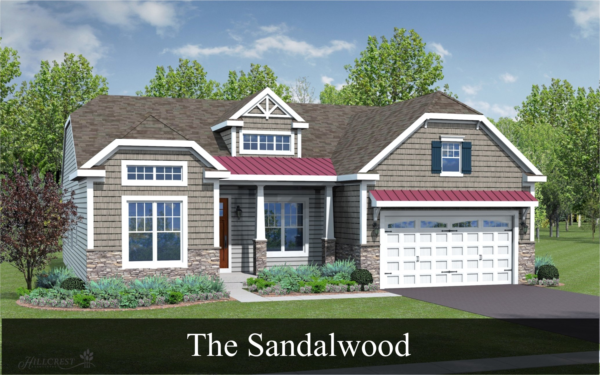 Starting at $336,900    approx. 2,020 sqft