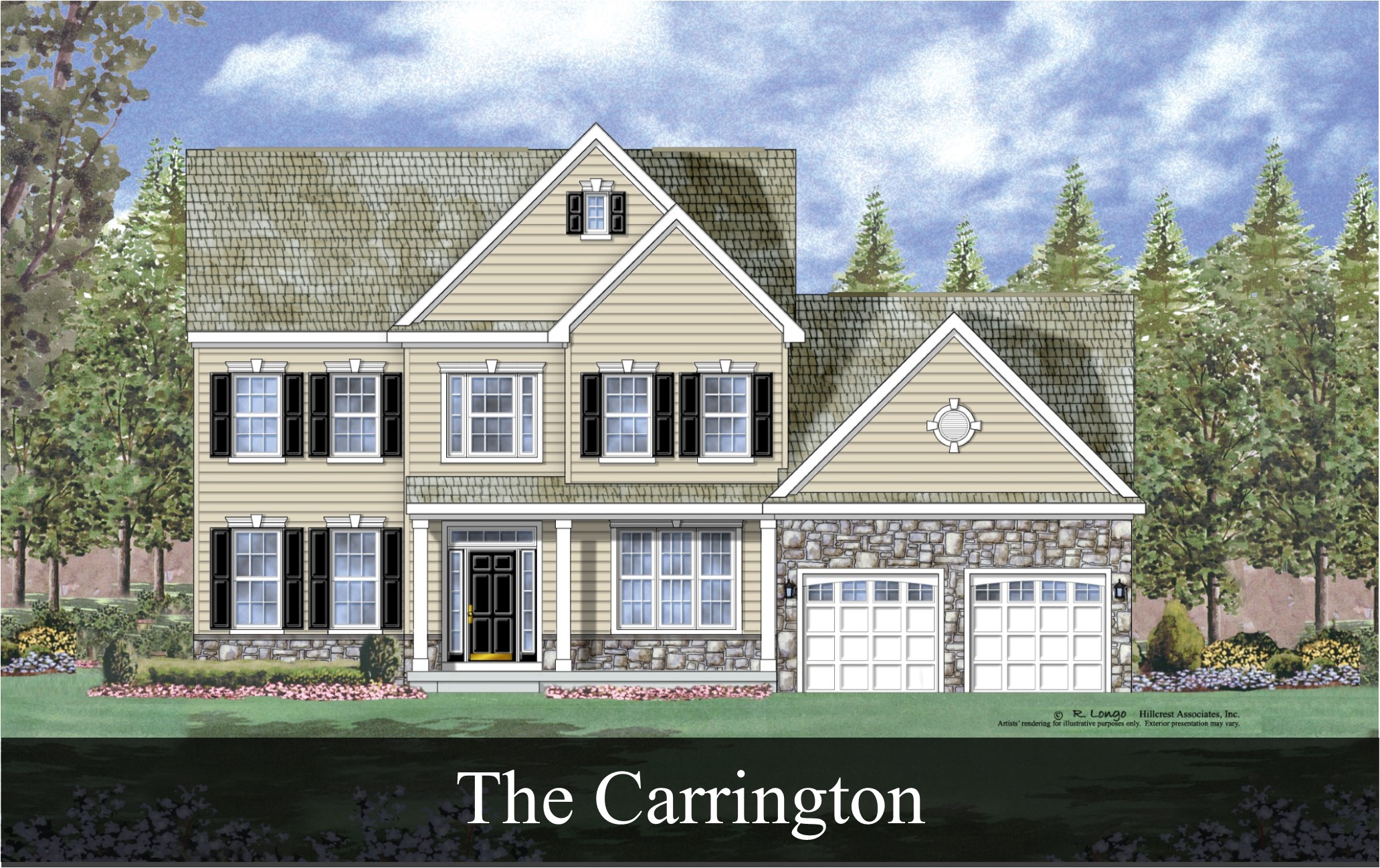Starting at $324,900    approx. 2,500 sqft