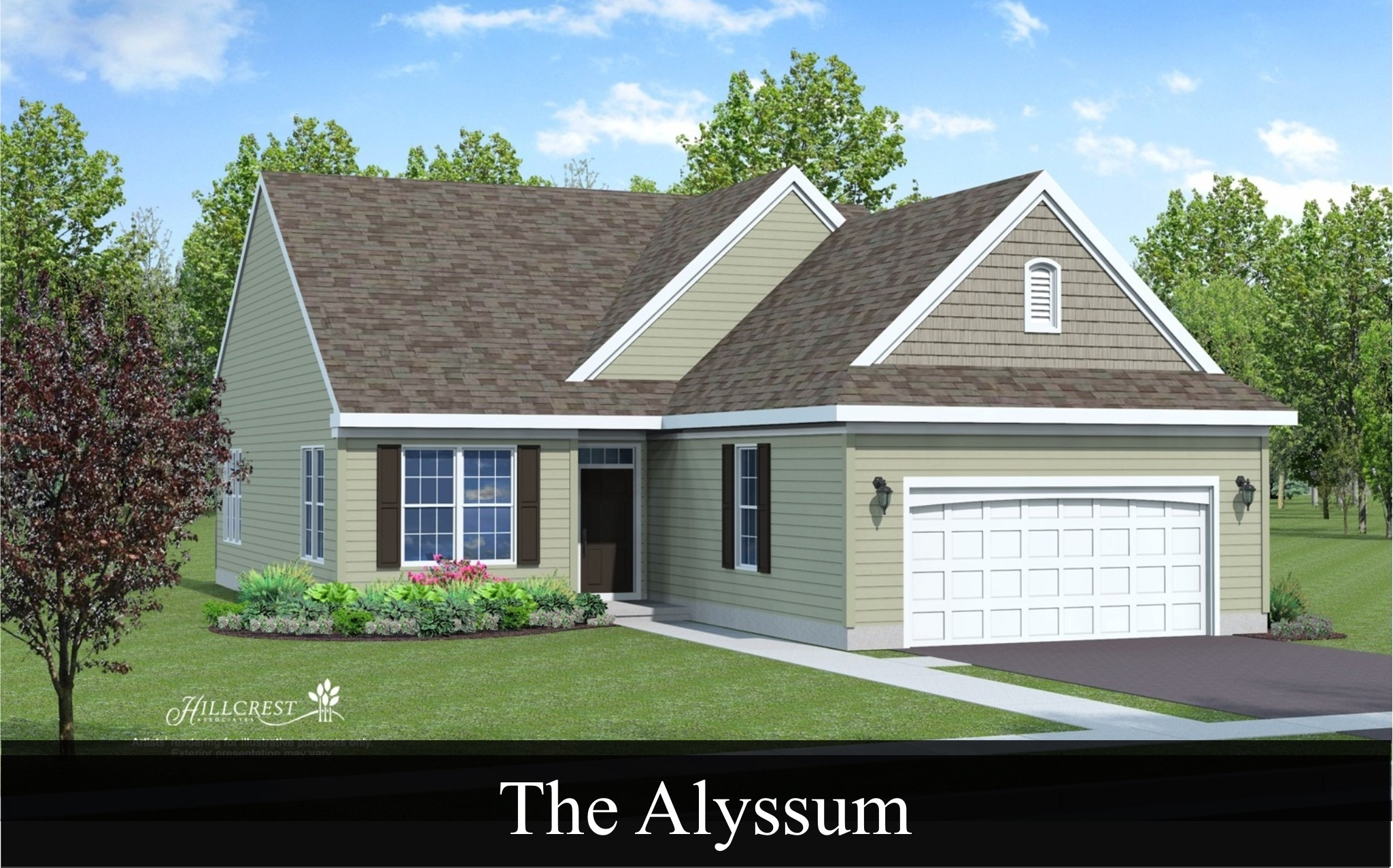 Starting at $294,900    approx. 1,500 sqft