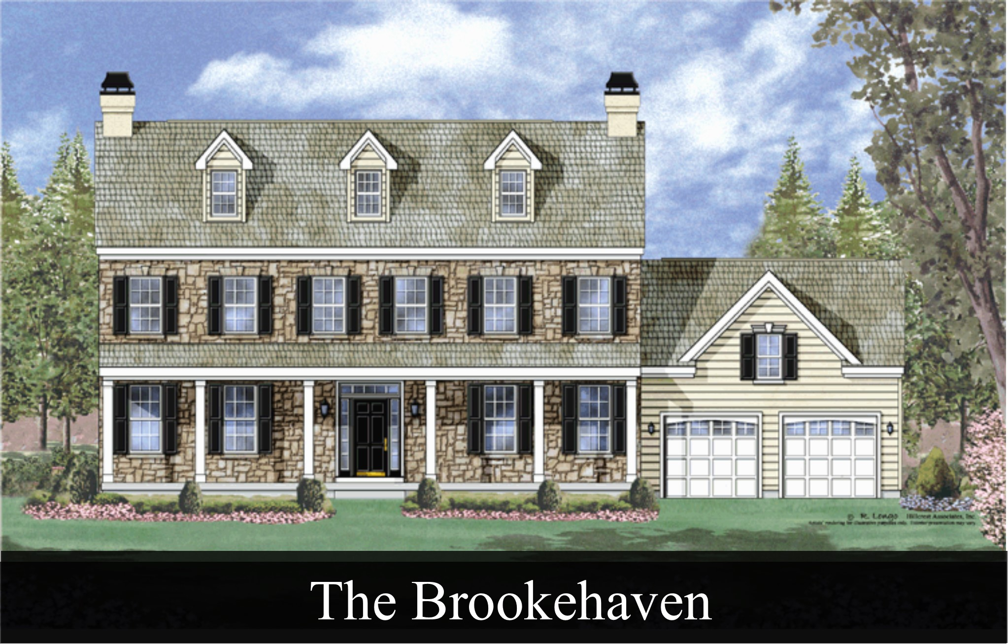 Starting at $329,900    approx. 2,800 sqft